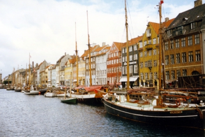 Stockholm, Nyhavn