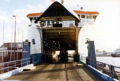 Kurze Passage nach Helsingborg
